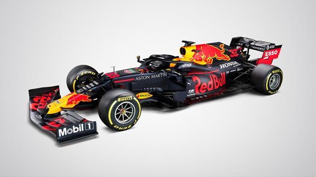 Avec la RB16, Red Bull veut aller chercher Mercedes et Ferrari