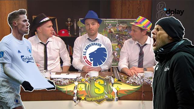 Lars Jacobsen giver FCK et 7-tal: FC København skal jo ligge nummer 1