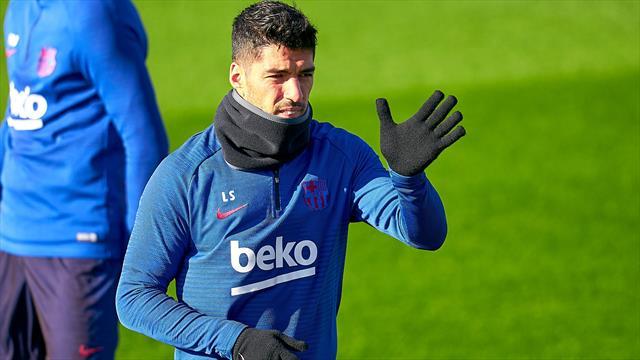 Bonne nouvelle pour le Barça : Suarez récupère plus vite que prévu