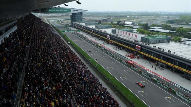 Le Grand Prix de Chine reporté en raison du coronavirus