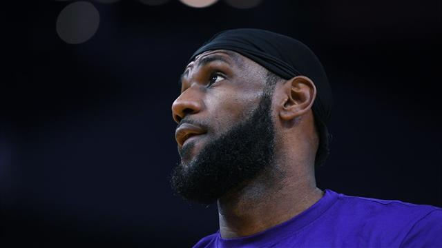 """LeBron James sulla sua presenza a Tokyo 2020: """"Il mio nome è in lizza, ma dipende da come starò"""""""