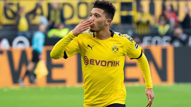 The Warm-Up: Let the race for Jadon Sancho's signature begin