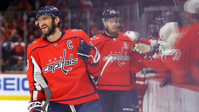 Овечкин забросил крутейшую шайбу в истории НХЛ по версии ESPN