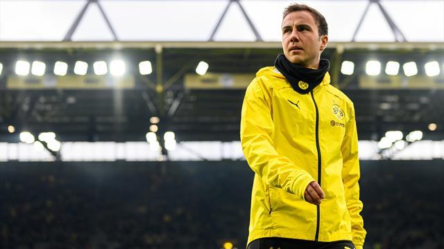 Trotz Verletzung von Reus und Brandt: Götze droht Abgang durch die Hintertür