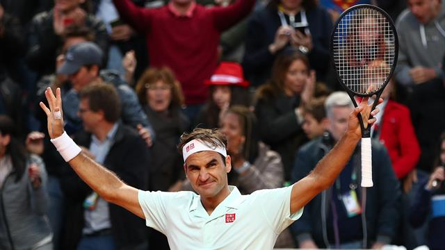 Roland Garros to be Federer's only clay-court tournament in 2020