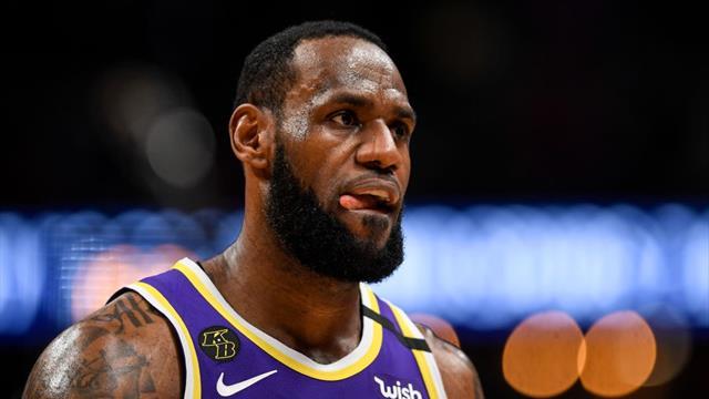 LeBron et Davis portent les Lakers, fin de série pour les Raptors