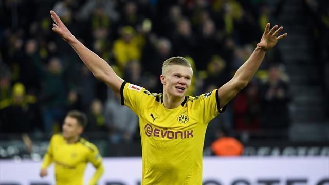 Borussia Dortmund - Eintracht Frankfurt heute live im TV, Livestream und Liveticker