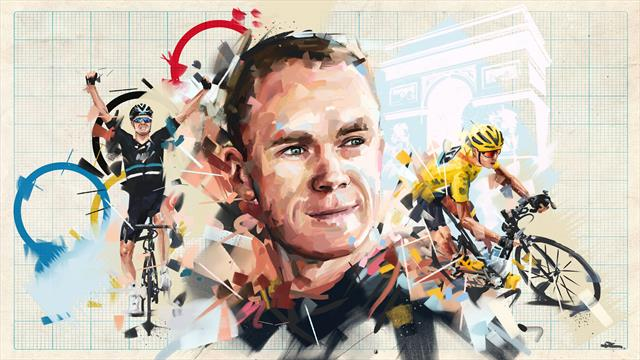 Redefining impossible: Chris Froome and a daring dream of double glory