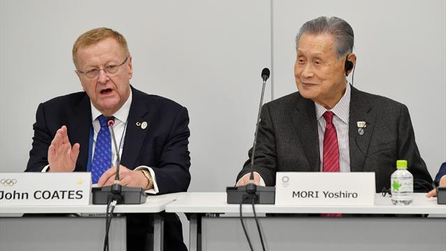 Tokio 2020: la organización confirma la celebración de los Juegos pese al coronavirus