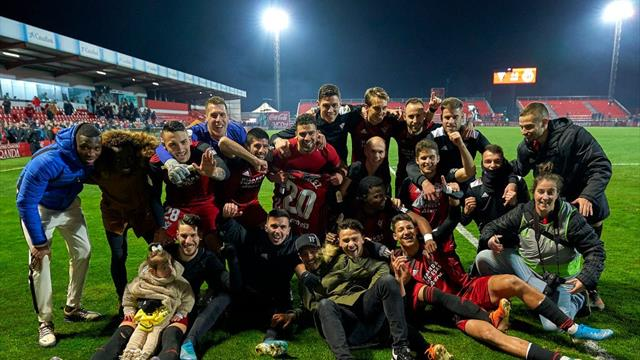 Led by the man who helped stop them last time, Mirandes are dreaming big again