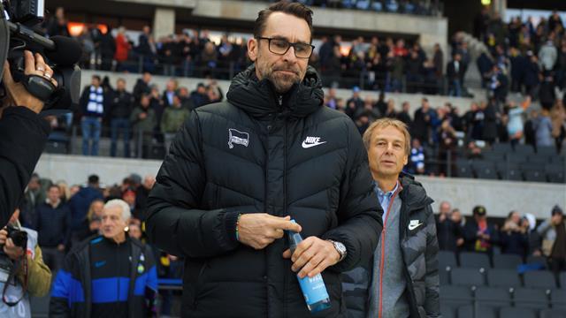 """Preetz kontert Klinsmann-Vorwurf: """"Es hat nie ein Gespräch darüber gegeben"""""""