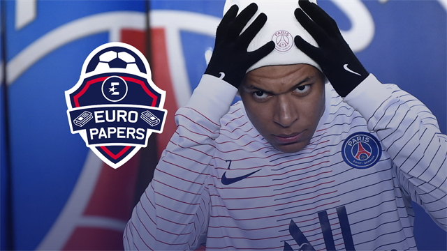 Mbappe has four offers on table… but nothing from Real Madrid – Euro Papers