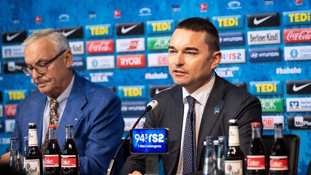 """Hertha-Investor rügt Klinsmann: """"Das kann man vielleicht als Jugendlicher machen..."""""""
