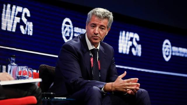 Miguel Ángel Gil Marín, nuevo vicepresidente primero de LaLiga