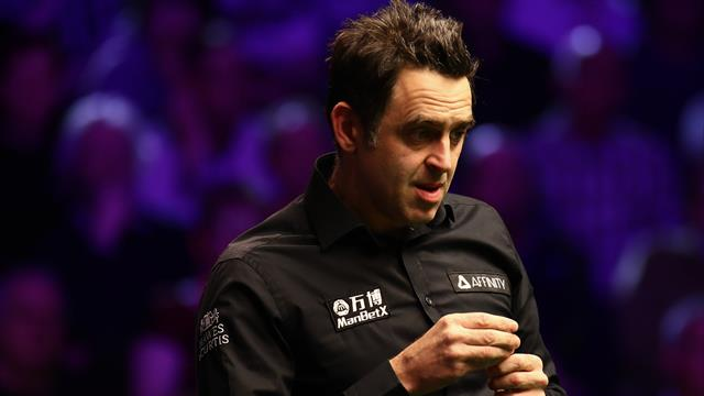 'I had a plan' - Ronnie reveals his strategy for smashing Selby
