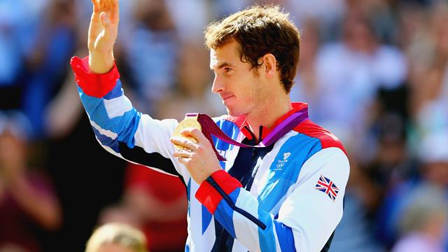 Olympic Throwback: Murray's match point against Federer at London 2012