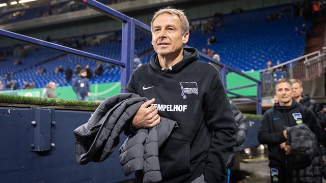 Клинсманн окончательно покинул «Герту» – он не вернется в правление клуба
