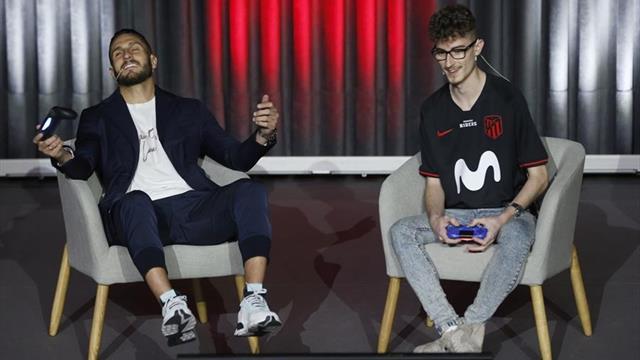 El Atlético de Madrid entra en el mundo de los eSports de la mano de Movistar Riders