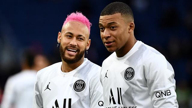 Mehr Gehalt als Neymar? PSG plant angeblich Megavertrag für Mbappé
