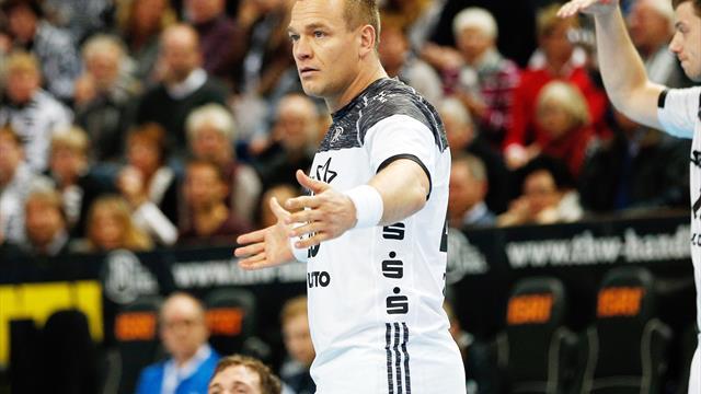 Erfolgreiches Bundesliga-Comeback für Zeitz - Flensburg schließt zu Kiel auf