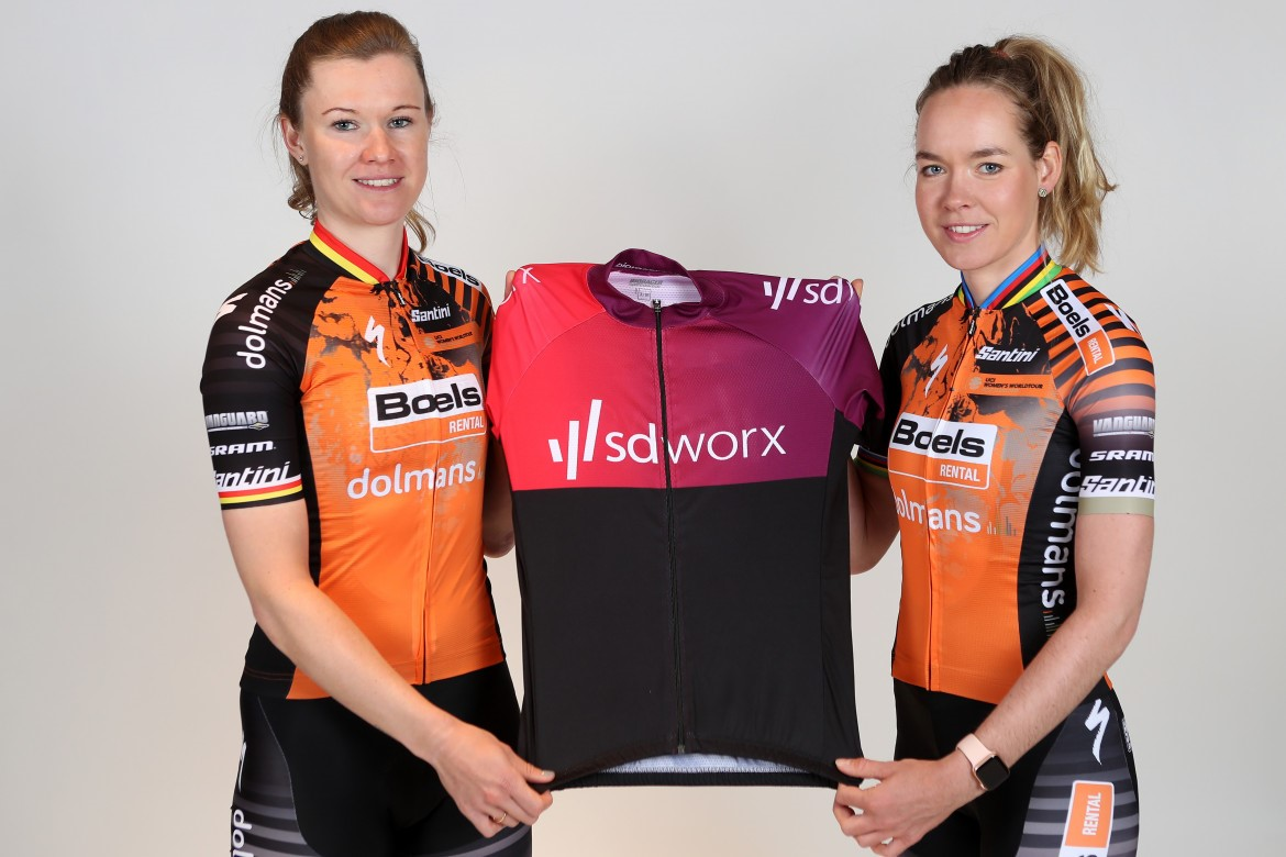 Boels-Dolmans will become SD Worx