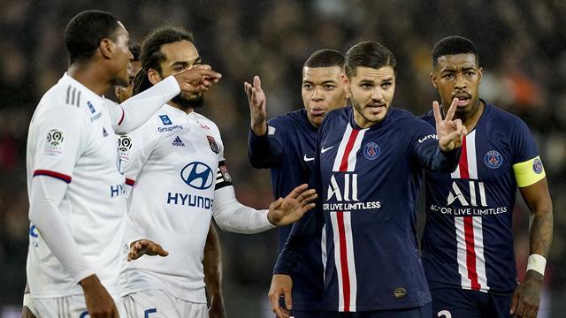 Un choc Lyon-PSG en demie