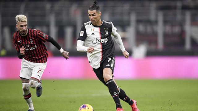 Ronaldo sort la Juve d'un mauvais pas