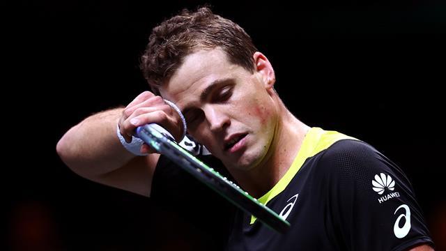 ATP i Rotterdam: Höjdpunkter:  Pospisil v Krajinovic