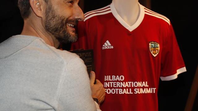 Valverde, Scaloni, Tite y San Mamés dan brillo al BIFS'20
