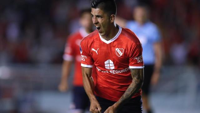 1-0. Independiente vence al Fortaleza de Rogerio Ceni gracias a Fernández
