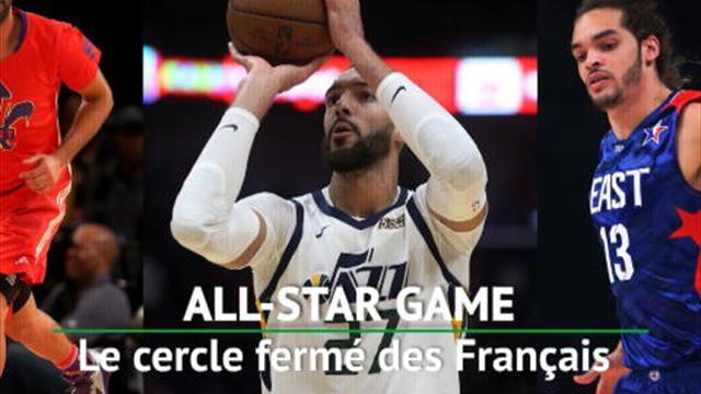 All-Star Game - Le cercle fermé des Français