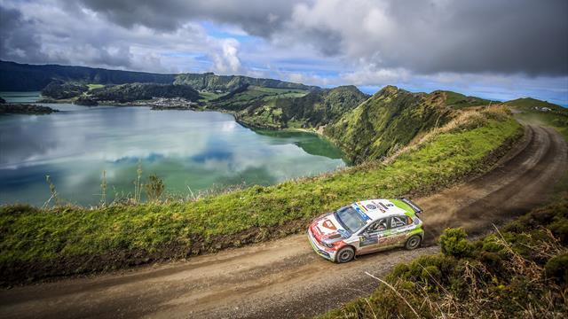 Les inscriptions sont ouvertes pour l'Azores Rallye en ERC
