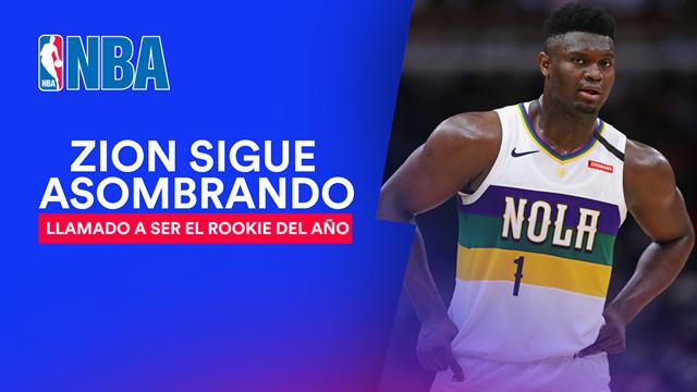 NBA: Otra bestialidad de Zion Williamson y un partidazo con sabor a final antes del All-Star