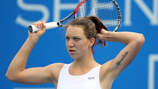 Patricia Țig, performanță uriașă! Victorie cu favorita nr. 4 și calificare în semifinale la Hua Hin