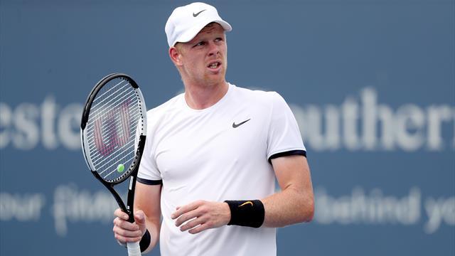 Edmund wins through to New York Open quarter-finals