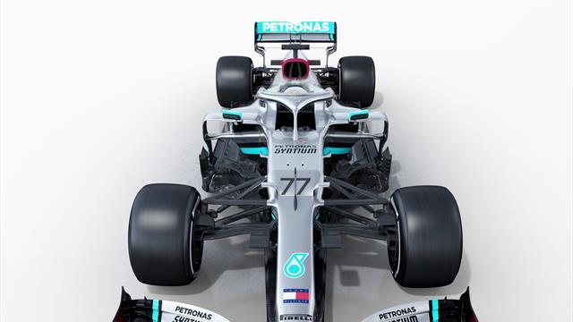 Svelata la Mercedes W11 per il Mondiale 2020: ecco la monoposto dei campioni in carica