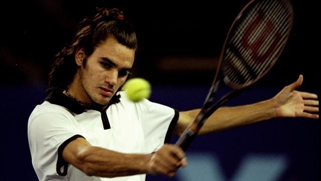 Veinte años de la primera final de Federer: un viaje al pasado para descubrir a Roger
