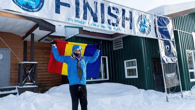 """Tibi Ușeriu, primul interviu după cursa de la Yukon Arctic: """"Am crezut că lupt cu un monstru"""""""