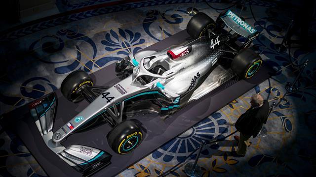 Mercedes präsentiert neuen Silberpfeil: Mit dem W11 zu Titel Nummer sieben?