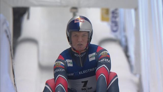Победная попытка Репилова в спринте – у России 3 золота в первый день ЧМ в Сочи