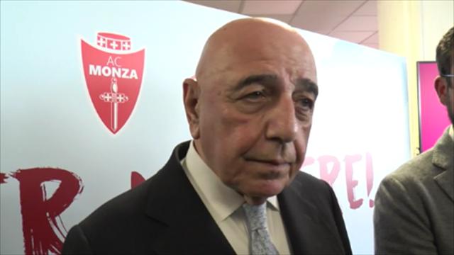 """Galliani: """"Il rigore di Milan-Juventus come il gol di Muntari? Non esageriamo"""""""