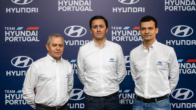 Magalhaes torna in azione nell'ERC con il Team Hyundai Portugal