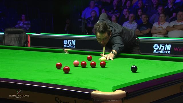 'What a break that was!' - O'Sullivan hits brilliant 142 on way to Selby victory
