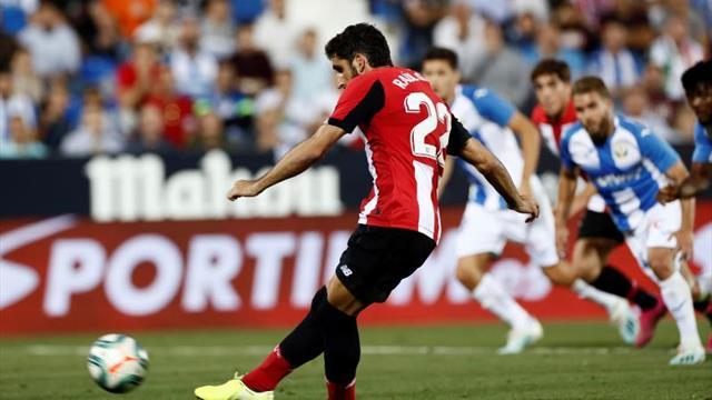 """Raúl García: """"¿Cansancio? Lo quiere un futbolista es jugar"""""""