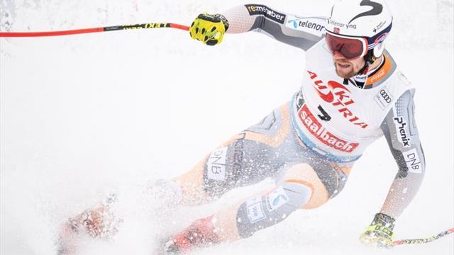 El noruego Kilde hace suyo el Supergigante de Saalbach