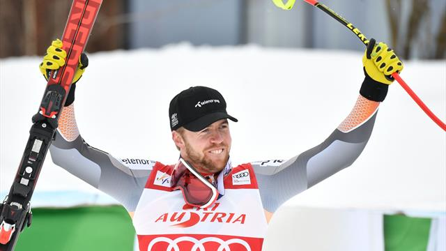 Kilde seals first win of season to move into overall World Cup lead