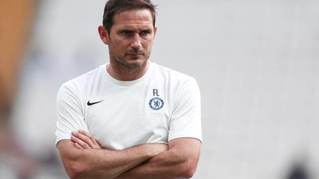 """Lampard: """"No tengo en cuenta el dinero que costó Kepa"""""""