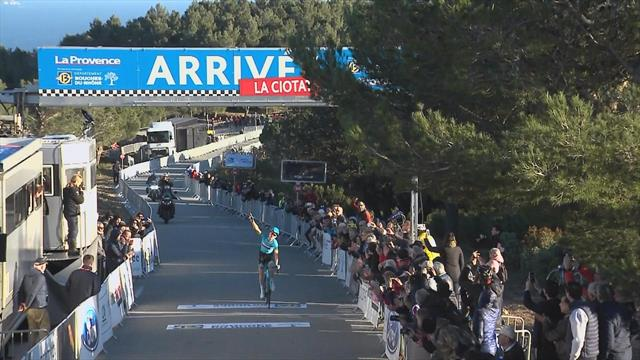 Vlasov soloes to Stage 2 win at Tour de La Provence