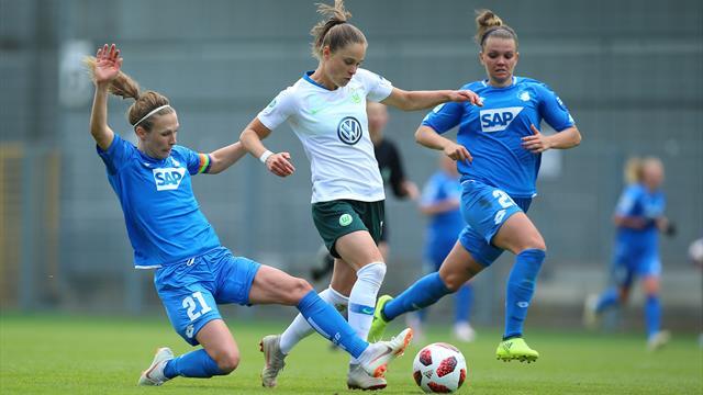 FREE LIVESTREAM   Flyeralarm Frauen-Bundesliga: Hoffenheim - Wolfsburg