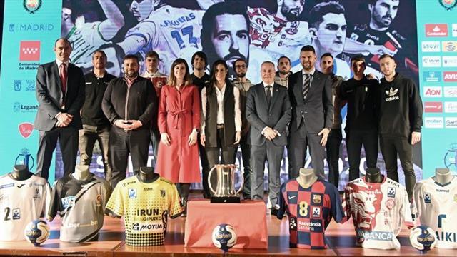 Barcelona-Granollers, eliminatoria estrella de los cuartos de final